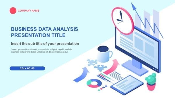 Powerpoint templates and Google Slides themes by report and assignment