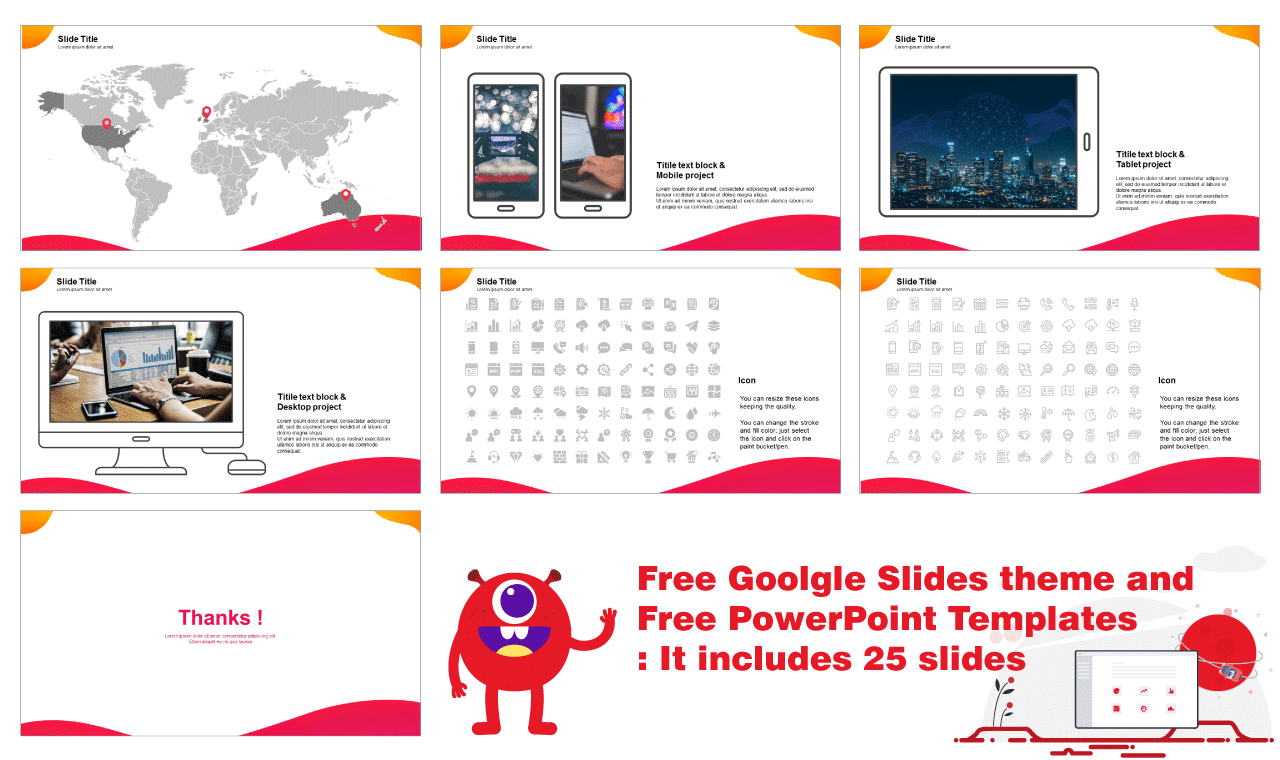 free PPT powerpoint template and google presentation slides theme