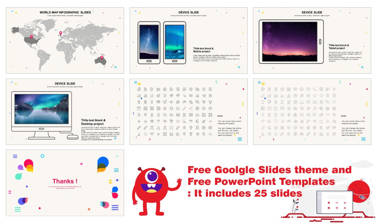 Free google slides theme
