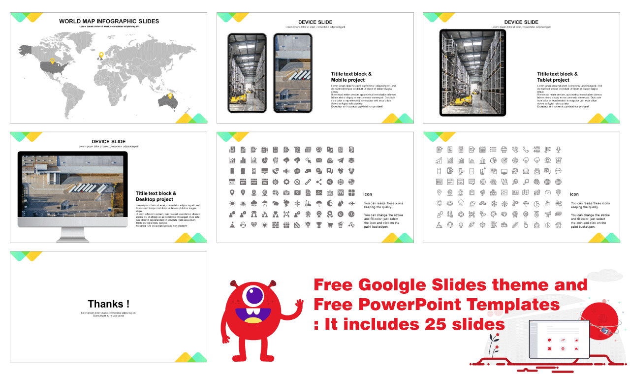 Free google slides theme