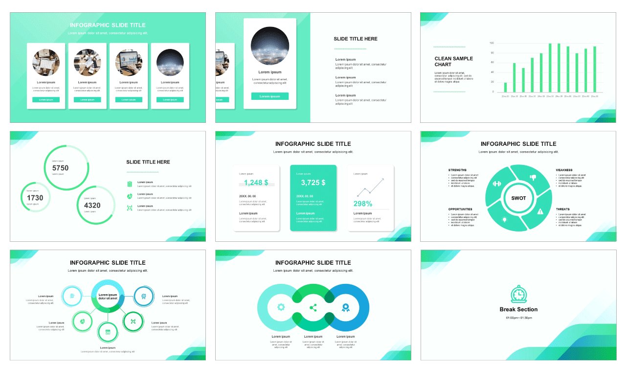Free PowerPoint and Google Slides templates