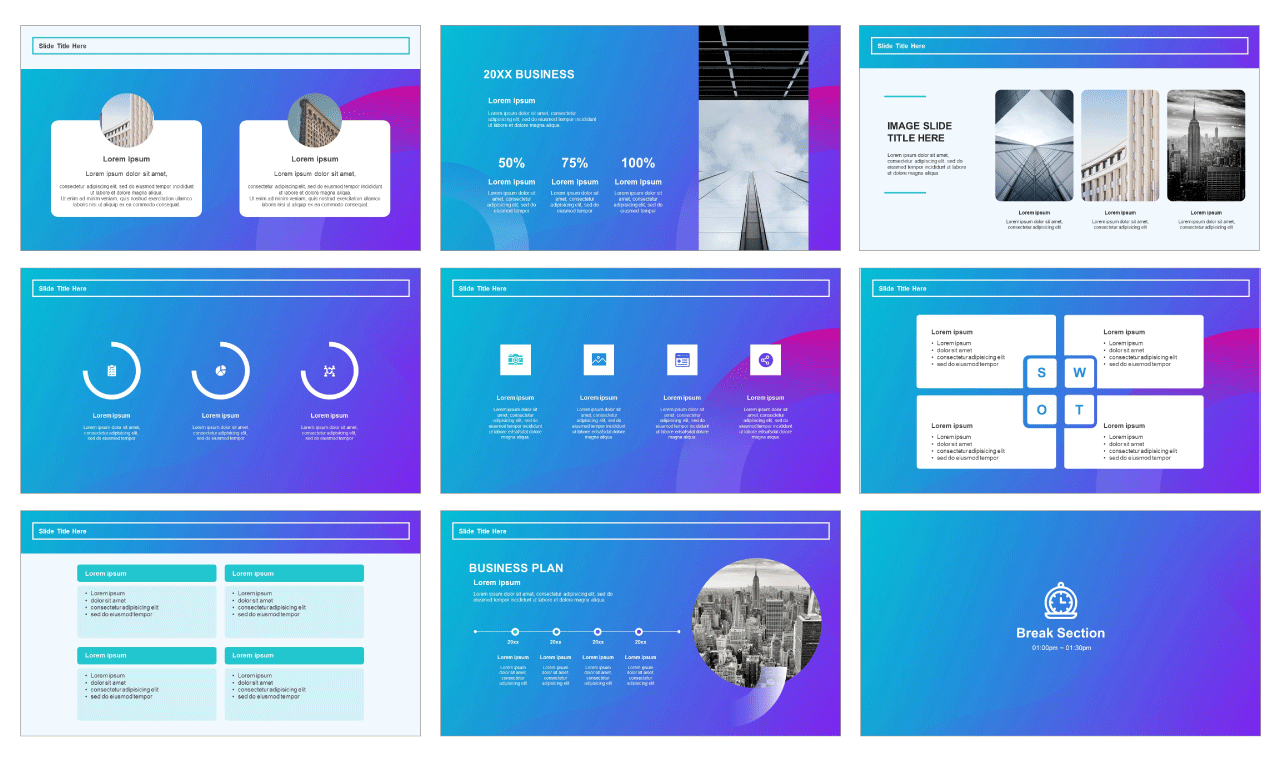 Free powerpoint template download
