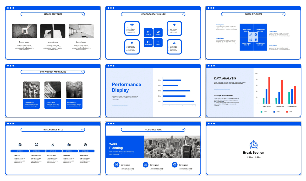 Free Google slides theme download