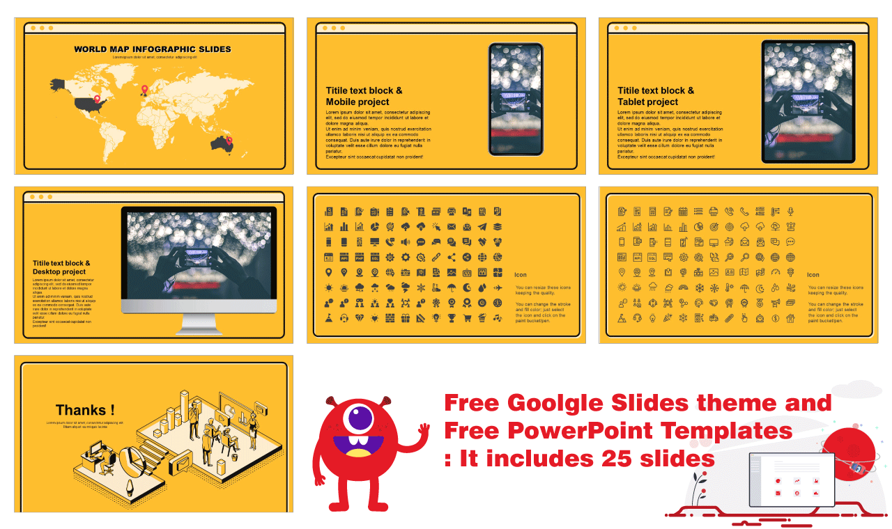 Free PPT template download