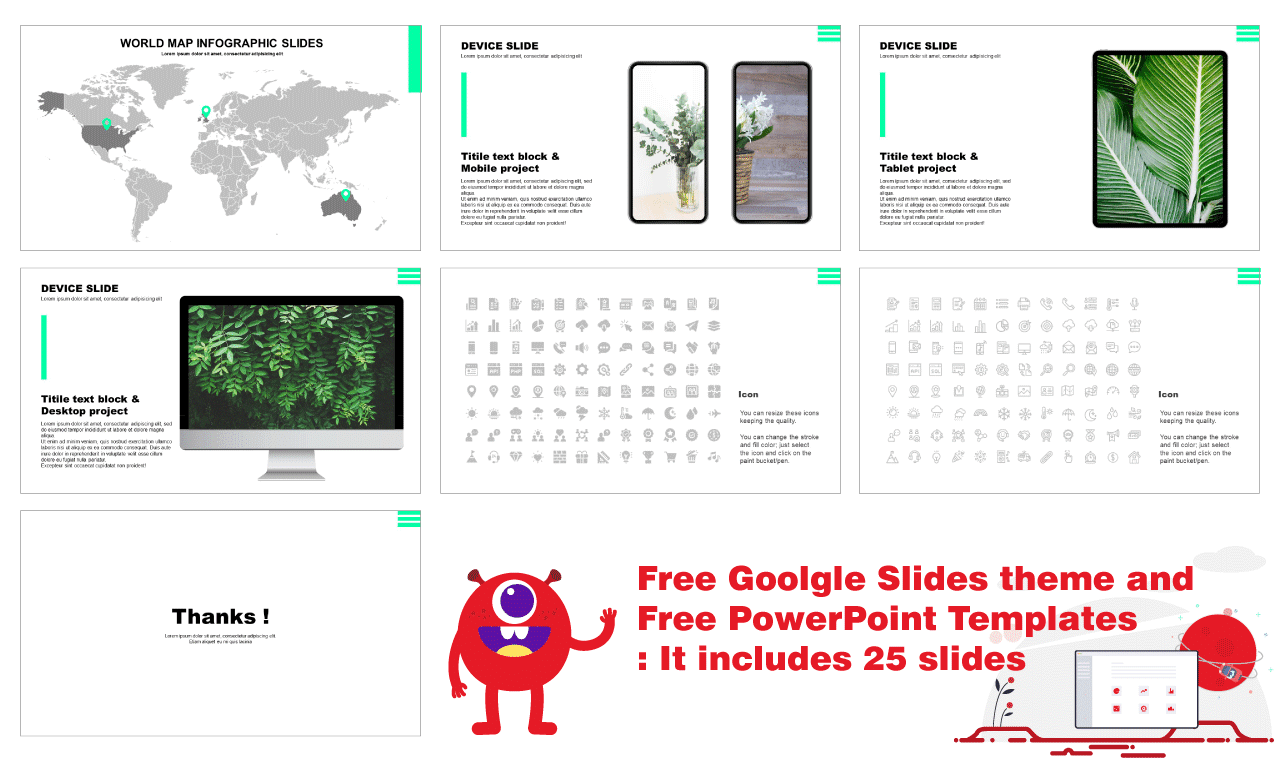 powerpoint template for free