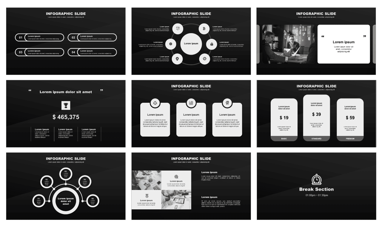 Business Powerpoint templates Free download
