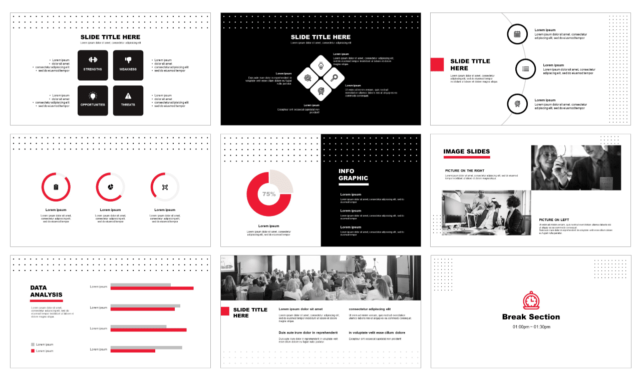 Design Free Powerpoint templates