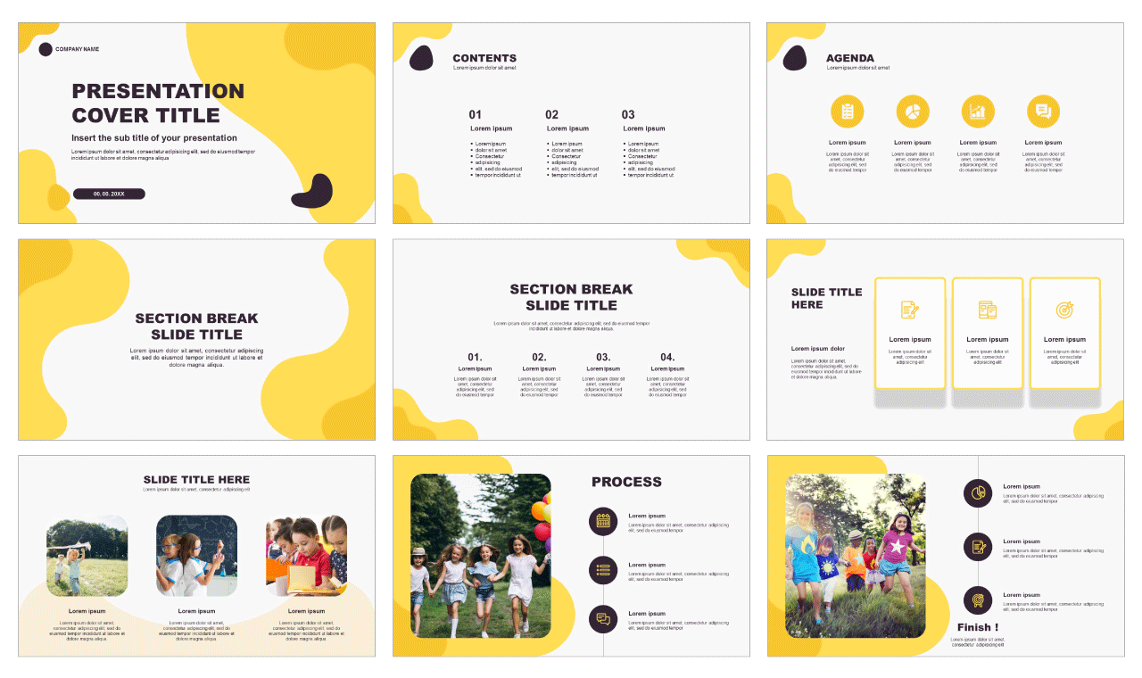 Education Powerpoint templates Free download