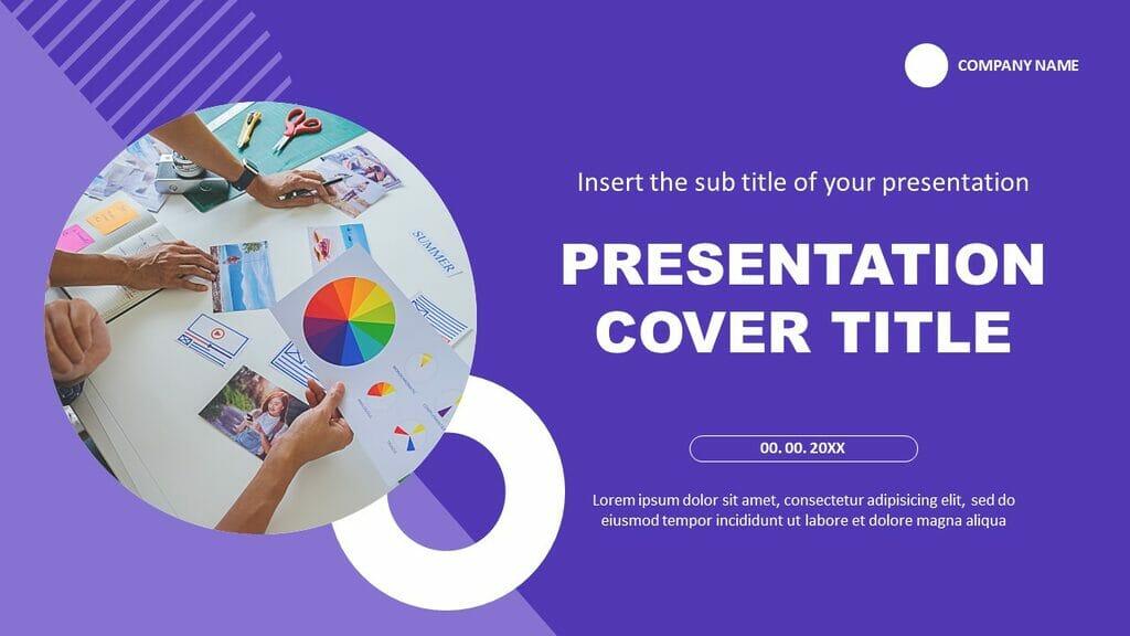 Progress Report Free Presentation Templates Ppt Google Slides