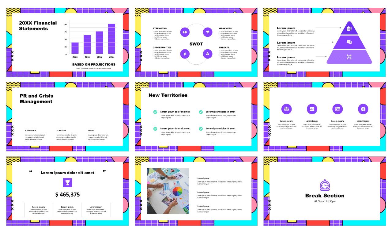 Free PPT templates