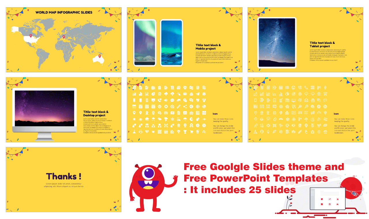 Birthday Party for Free PowerPoint Templates Google Slides Theme