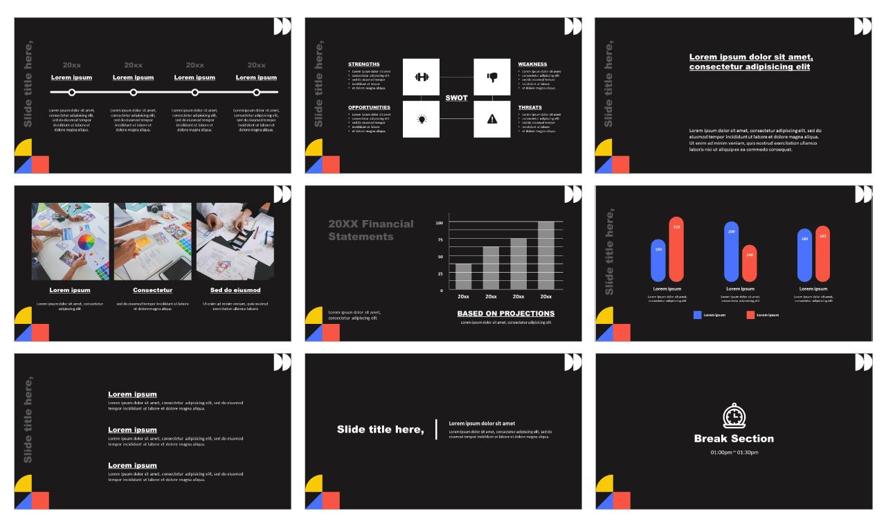 Free Google Slides theme PowerPoint templates