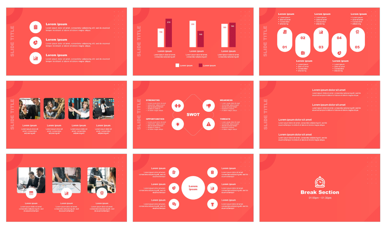 Best Multi-purpose Free PowerPoint Templates
