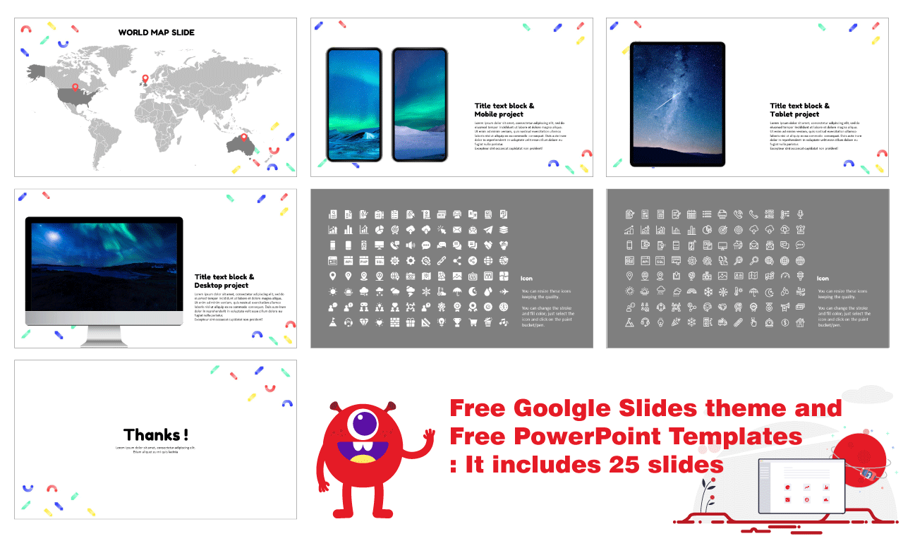 Templates Design Theme Presentation Background Google Slides PowerPoint Design templates Free download
