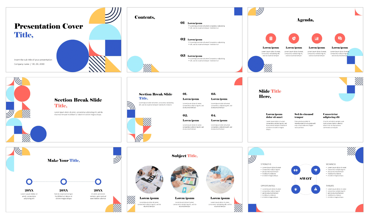 The Art in Life Free Google Slides themes PowerPoint Templates