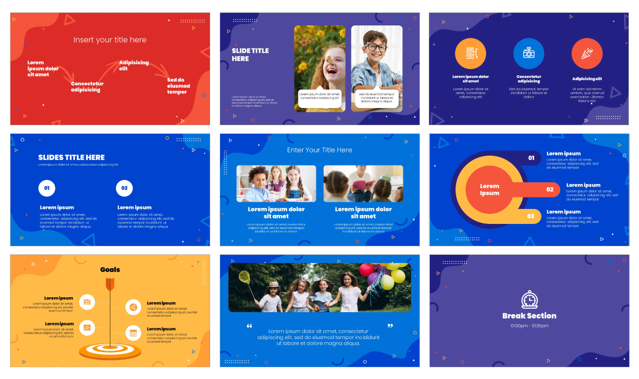 Active Learning Google Slides Theme PowerPoint Template