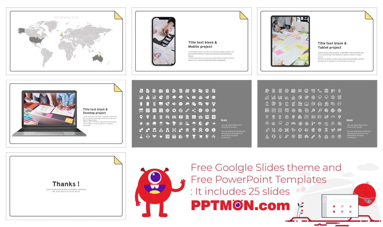 Curriculum Vitae Free Presentation Template Google Slides Powerpoint
